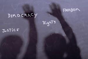 Masyarakat SBT mengecam Kekekrasan dalam Demokrasi