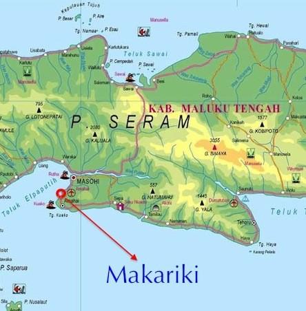 Makariki, Kecamatan Amahai, Kabupaten Maluku Tengah