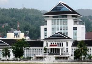 kantor gubernur maluku