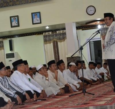 Isra Miraj di Masjid Agung Pare Pare