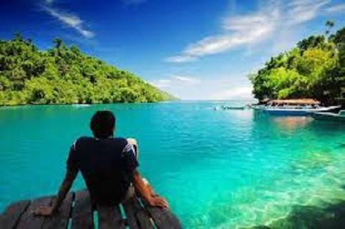Teluk Triton Destinasi Baru Pariwisata Indonesia Timur