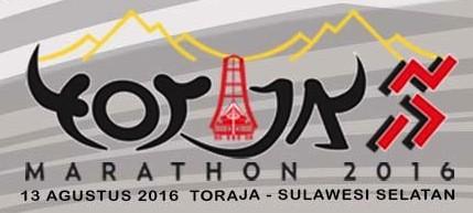 Logo Toraja Marathon