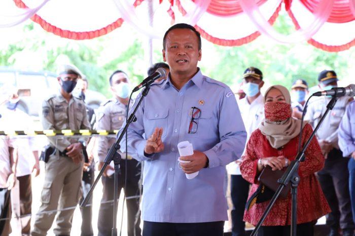 Menteri Kelautan dan Perikanan Edhy Prabowo [Foto: KKP]