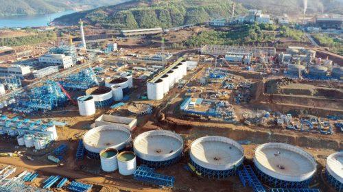 Pabrik Harita Nickel [Photo: Bisnis Indonesia]