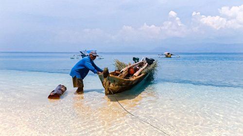 Nelayan Suku Bajau, Pohuwato