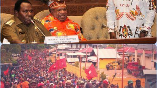 Diskursus Penolakan Pemekaran Papua Tengah